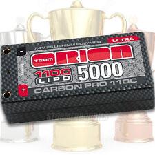 Team Orion 2S Carbon Pro Ultra 110C LiPo Shorty Battery (7.4V/5000mAh) ori14083