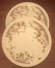 2 Copeland Spode Helena Luncheon Plates