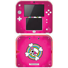 Vinyl Skin Decal Cover for Nintendo 2DS - Candy Skull