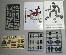 STIKFAS PIRATE GEAR SET with Stikfas Figure new mint in card