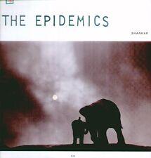 "THE EPIDEMICS (STEVE VAI) "" SHANKAR- CAROLINE "" LP NUOVO ECM 1986 U.S.A."
