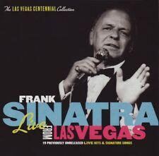 Bill Miller - Frank Sinatra Live From Las Vegas [CD]