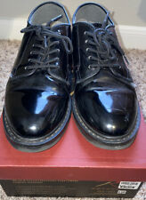 Rothco High Gloss Finish Military Uniform Oxford Leather Formal Shoes Size 6.5