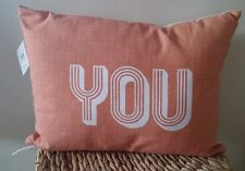 YOU & ME decorative cushion ,Next