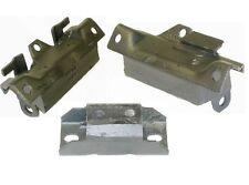 Motor & Transmission Mount Kit for Firebird 7.5L 455 Engine 71-74  Set of 3