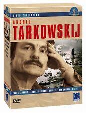6 DVDs *  ANDREJ TARKOWSKIJ - COLLECTION - Andrej Tarkowskij  # NEU OVP -