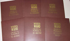 Wooden Wand Archives Volume 3 Disc 4 Vinyl LP Record indie rock oop limited NEW+