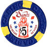 $5 Sands Casino Fantasy Chip Las Vegas Nevada Collectible Chips FREE Shipping *