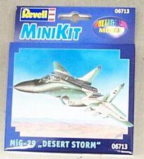 Revell  Mig-29 Desert Storm  Mini Snap Kit 6713