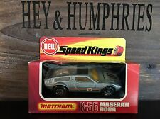 matchbox speedkings K-56A-4.Rare Version mint 1.OVP excellent 1975/76