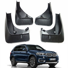 OEM Set Splash Guards Mud Guards Flaps FOR 14-2017 BMW X5 F15 With Running Board
