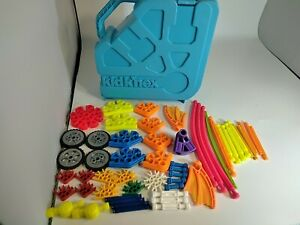 Kidknex Box  AGE 3-7 YRS - Used Not Complete Set