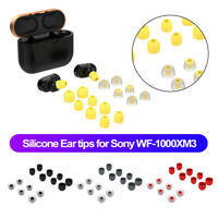 Cover Replacement Silicone Ear Tips For Sony WF-1000XM3 Earbuds T200 Eartips