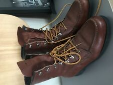 USA Vintage FIELD & STREAM Leather Hunting / Work Boots - Men's sz 7