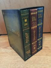 The Lord of the Rings Trilogy Special Extended Dvd Edition 12-Disc Box Set