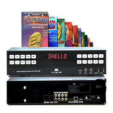 MUSUBI MEDIA KHD-1000 INNOVATIVE SMART MULTI HDD KARAOKE PLAYER - 2TB -4500songs