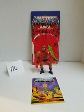 Vintage Motu Clawful complete with card