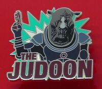 Danbury Mint Enamel Pin Badge BBC TV Doctor Who Dr Who The Judoon Alien Aliens