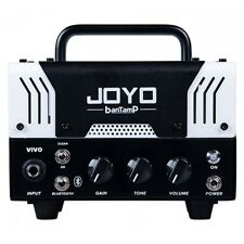 Joyo BanTamP VIVO 20-Watt Mini Guitar Solid State Amplifier Head w/ Bluetooth