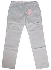 Mac Jeans Summer Da Donna Pantaloni Chino women pants 36 l28 feeling New Mint Verde Nuovo