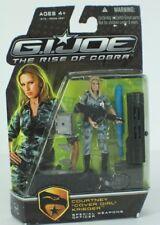 "G.I. Joe Rise of Cobra Movie Figure Courtney ""Cover Girl"" Krieger NEW"