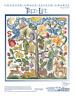 Tree of Life Vermillion Stitchery Hand Cross Stitch Pattern 291