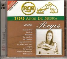 Lucha Reyes 100 Anos de Musica 2CD New Nuevo Sealed