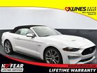 2021 Ford Mustang GT Premium 2021 Ford Mustang GT Premium Oxford White 2D Convertible - Shipping Available!