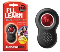 Mikki Clikka Clicker Training Aid Dog Training Puppy