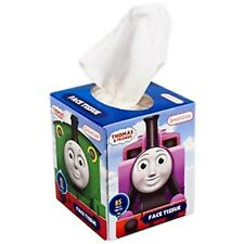 Facial Tissues for Kids (Thomas The Train)  6 Pack of 85 Pulls
