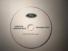 FORD IDS v86.01 November 2013 version on DVD. With Calibration files c81.