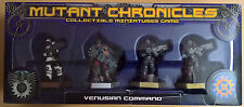 Dark Eden Mutant Chronicles Mini Game - Venusian Command (Mint, Sealed)