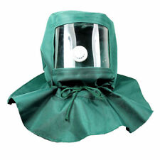 Sandstrahler Sandstrahlhaube Maske Anti Werkzeuge Wind Schutzmaske Helm Schutz
