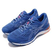 Asics Gel Cumulus 20 2E Wide Imperial Blue Men Running Shoe Sneaker 1011A014-401
