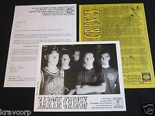EARTH CRISIS—1996 PRESS KIT—PHOTO