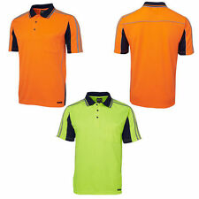 Polyester Striped T-Shirts for Men