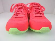 Reebok Womens Size 6 Real Flex Scream 4.0 Breeze Running Sneaker Orange Yellow
