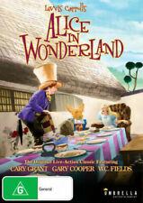 Alice In Wonderland (DVD, 2019)