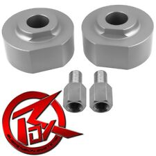 "1981-1996 Ford F150 4WD 2"" Front Aluminum Coil Spring Spacer Lift Leveling Kit"