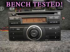 NISSAN VERSA XTERRA CUBE CD PLAYER STEREO MP3 IPOD AUXILIARY PP-3089A 281853AN0A