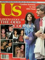 US Magazine January 1984 - The Odd Couples - Caroline Kennedy Weds - No Label NM