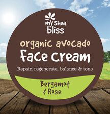 MyShea Bliss Organic Avocado Face Cream - 50ml