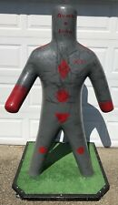 Numb John Training Dummy Police Law Enforcement Martial Arts