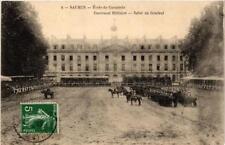 CPA SAUMUR Ecole de Cavalerie Carrousel militaire (606439)