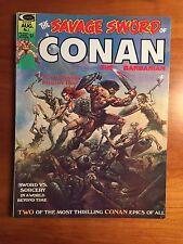 COMPLETE RUN 'Savage Sword of Conan' (235x) USA #1-235 VF+
