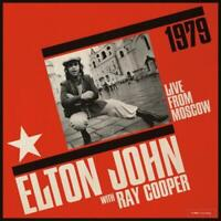 ELTON JOHN / RAY COOPER - LIVE FROM MOSCOW NEW CD