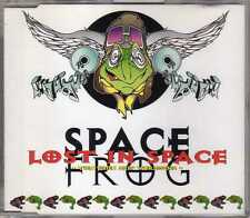 Space Frog - Lost In Space - The Time Slip Versions - CDM - 1995 - Trance 4TR