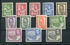 Somaliland Protectorate KGVI 1938 set of 12 SG93/104 MNH