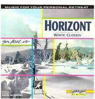HORIZONT featuring JOHN PARSONS White Clouds CD Electronic/Jazz/New Age