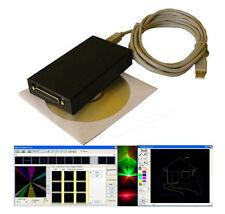 Interface USB MINI ILDA 5.0 Ghost